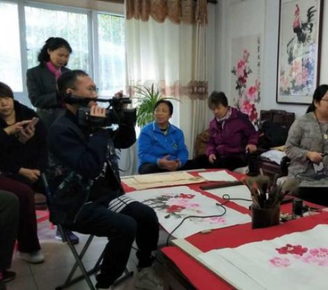 传播大爱精神是大爱中国名人书画院不变的初衷